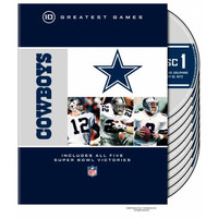 Nfl: Greatest Games Series: Dallas Cowboys 10 Greatest Games