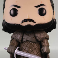 Funko Pop Television, Game of Thrones, Jon Snow #49