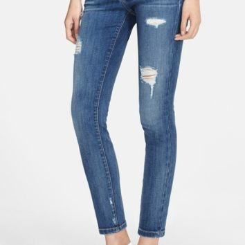 Women ripped denim | Nordstrom