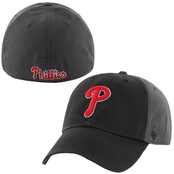 Philadelphia Phillies '47 Brand Nightshade Franchise Fitted Hat – Gray