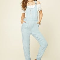 Chambray Overalls