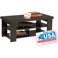 Walmart: Larkin Coffee Table by Ameriwood, Multiple Finishes