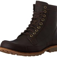 "Timberland Men's Earthkeepers Original Leather 6"" Boot  timberland boots for men"