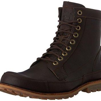 """Timberland Men's Earthkeepers Original Leather 6"""" Boot  timberland boots for men"""