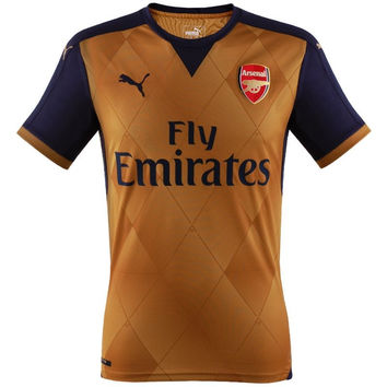 Arsenal Jersey Away 2015 2016