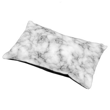Marble Stone Small Dog Bed
