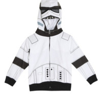 Star Wars Stormtrooper Toddler Zip Hoodie