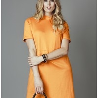 Simply Be High Neck Textured Jersey