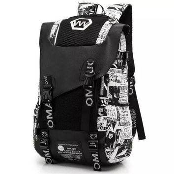 Backpack Men Male Canvas College Student School Backpack Casual Rucksacks Laptop Backpacks Women Camouflage Leisure bags