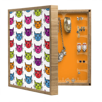 Andi Bird Cat Love BlingBox Petite