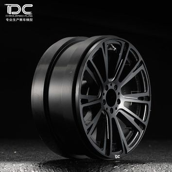 2.2inch High quality 6061 alloy CNC wheel Rim For 1/10 RC Crawler Car Traxxas TRX4 Ford Bronco RC4WD D90 Axial Scx10 90046