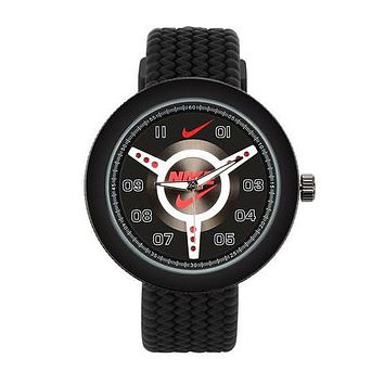 NIKE trend wheel disc design trendy hook watch F-SBHY-WSL
