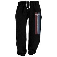 Mens Sweatpants / Ford Mustang by TheRedCaboose on Etsy