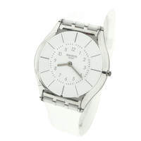 Swatch SFK360 Women's Lifestyle White Classiness White Dial Watch