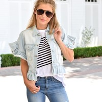 Sweeter Side Denim Jacket