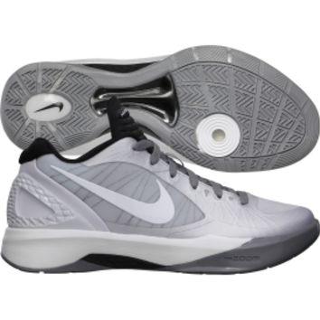 Nike Women's Volley Zoom Hyperspike Volleyball Shoe - Silver/Grey | DICK'S Sporting Goods