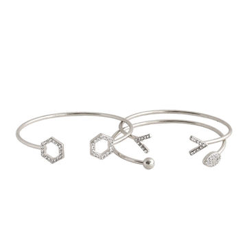 Solstice Bangle Trio