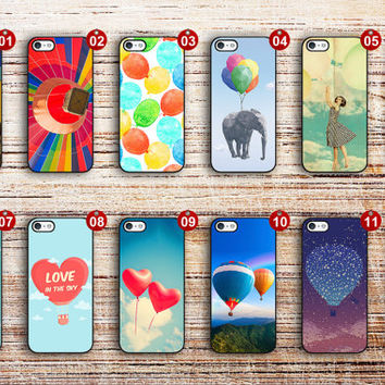 LG G3 Case hot air balloon cover for lg g2 g3 g4 airballoon