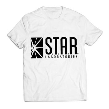 Star Laboratories Super Heroes Clothing T shirt Men