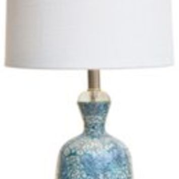 Seaside Table Lamp, Mother-of-Pearl, Table Lamps