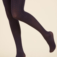 Train of Dot Tights