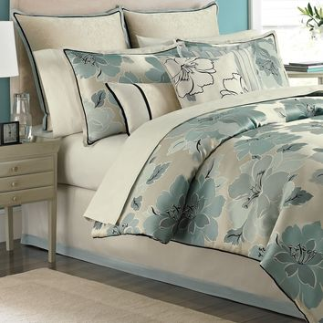 Martha Stewart Collection Garden Retreat 9 Piece Comforter Sets
