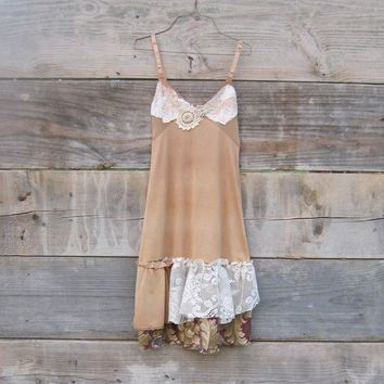 Eco Tattered French Vintage and Lace Dress by CreoleSha on Etsy