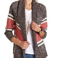 Long Cover Ups, Cardigan Sweaters, Lace Cover Ups, Print Cardigans: Charlotte Russe