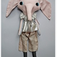 eugene the elephant « cloth and thread