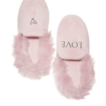 Velvet Slipper - Victoria's Secret