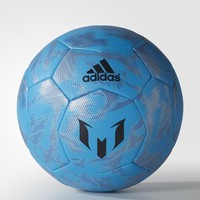 adidas Messi Soccer Ball - Blue | adidas US