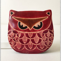 Wise Owl Coin Purse
