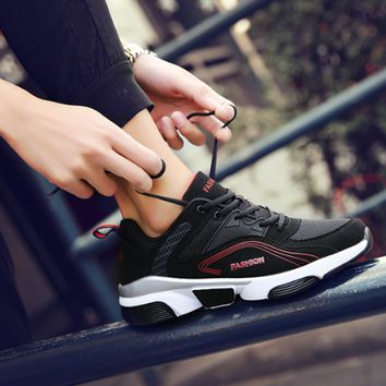 All-match Fashion Casual Unisex Sports Shoes Couple Running Shoes