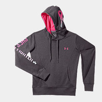 Women's UA PIP She's A Fighter Hoody | 1240591 | Under Armour US