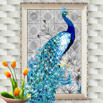 Hot Popular Colorful Creative new design 5D DIY Diamond Painting Cross Stitch Embroider picture home decor canvas Top Selling