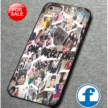 harry styles photo collage one direction    for iphone, ipod, samsung galaxy, HTC and Nexus PHONE CASE