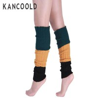 Garment Winter New Crochet Women Gaiters Fashion Boot Socks Leisure Knitted Leg Warmers