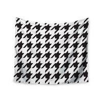 "Empire Ruhl ""Spacey Houndstooth"" Wall Tapestry"