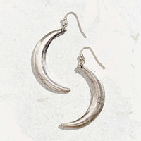 Moon Slice Drop Earring - Urban Outfitters