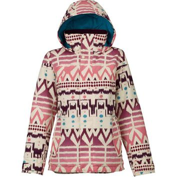 Burton Jet Set Snowboard Jacket - Womens page.year