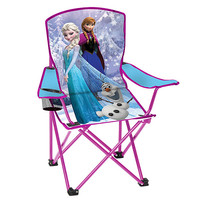 Disney Frozen Folding Chair w/ Armrest & Cupholder - Fitness & Sports - Outdoor Activities - Camping & Hiking - Specialty Camping Gear