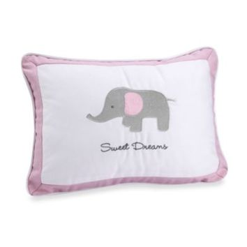 Wendy Bellissimo™ Mix & Match Embroidered Elephant Pillow