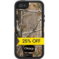 Realtree Camo iPhone 5 Case   Defender Series   OtterBox