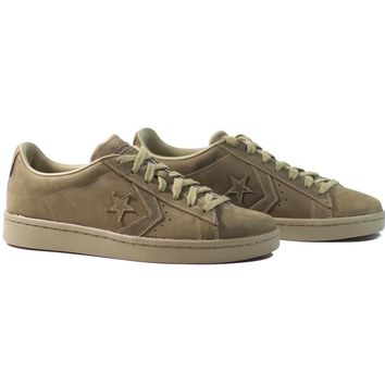 AUGUAU Converse Pro Leather 76 OX - Khaki