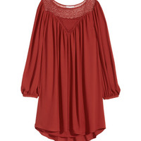 H&M Dress with Lace $39.99