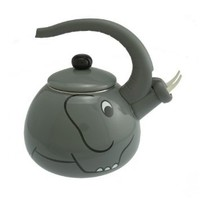 Elephant Whistling Kettle: Kitchen & Dining