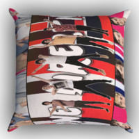 1d Midnight Memories best song ever Y1562 Zippered Pillows  Covers 16x16, 18x18, 20x20 Inches