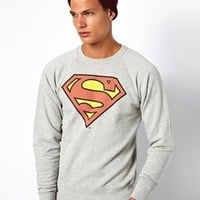 DC Comics Superman Sweater