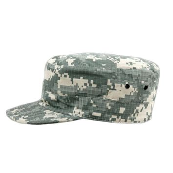 HOT New Unisex Men Women Camo Camouflage Patrol Hat Army Green Caps Gorras Snapback Baseball Cap Trucker casquette Cheap Z1