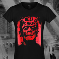 Hell is Rubin.Bokko and belial. gothic online store.Women and men shirts.